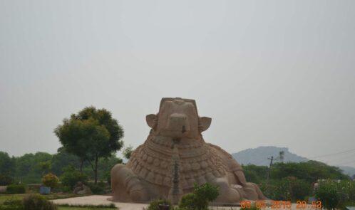 Lepakshi Temple Trip Nandi